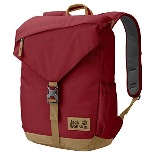 Jack Wolfskin Unisex Royal Oak Rucksack dark red