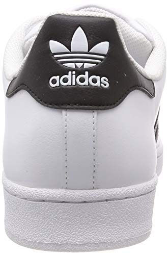 newest d7ff4 f575d Adidas Originals Superstar Scarpe da Ginnastica Unisex - Adulto, Bianco  (Ftwr White Core Black Ftwr White), 42 EU