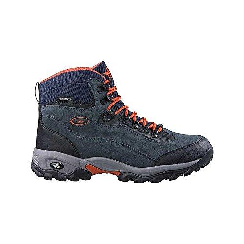 Lico 220053, Chaussures de randonnée homme Anthrazit (Anthrazit/Orange)