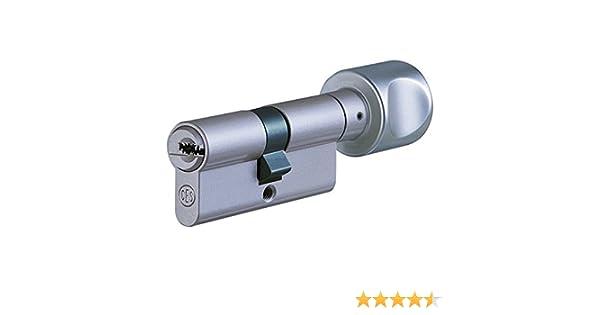Halbzylinder 40mm 30//10 inkl 5 Schl/üssel