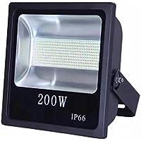 Aoligei SMD Spotlight alta potencia LED luz de inundación 30*23*8cm 200W luz blanca