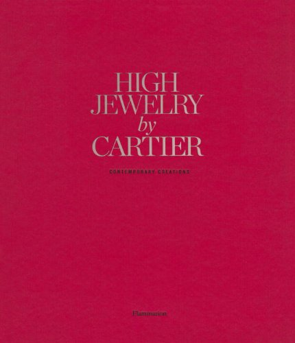 High Jewelry by Cartier: Contemporary Creations
