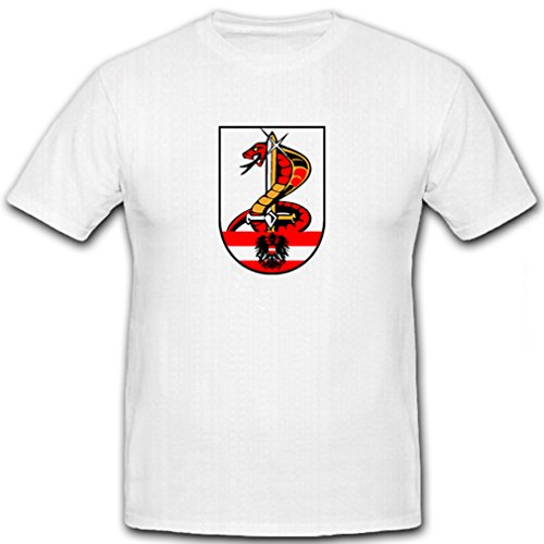 Cobra-logo-t-shirt (Logo EKO Cobra Österreich- T Shirt Herren weiß #6069)