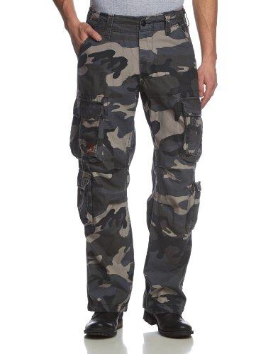 Surplus Herren Cargo Hose Airborne Vintage Trousers