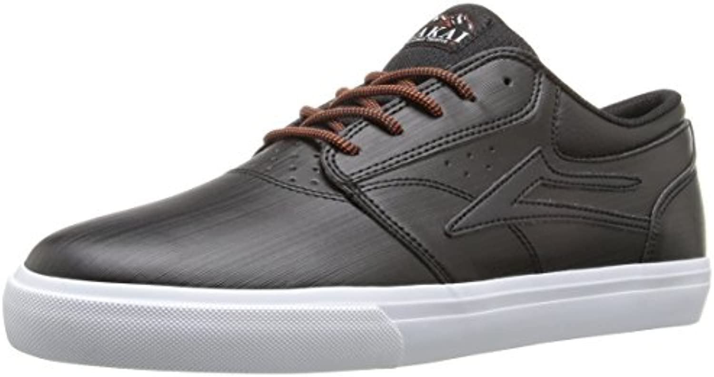 Lakai Skateboard Shoes Griffin WT Black Synthetic Size 9.5  -