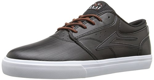 lakai-skateboard-shoes-griffin-wt-black-synthetic-size-9