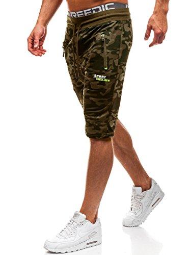Sporthose Trainingshose Jogger Laufhose Sport Fitness Herren BOLF 6F6 Basic