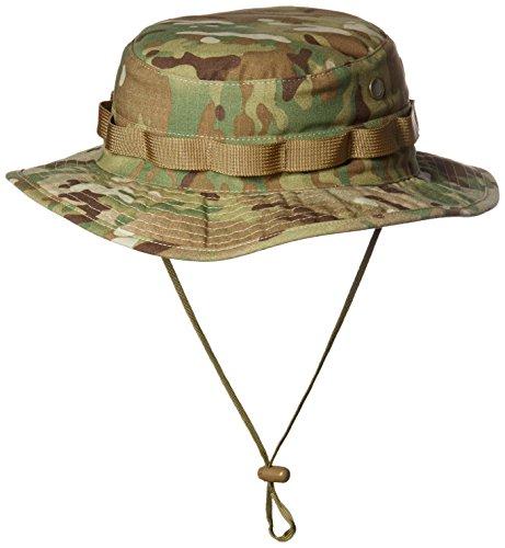 Tru Spec Olive Drab (Tru-Spec Militär Boonie Hat Olive Drab 7,75 XL Multi Camo)