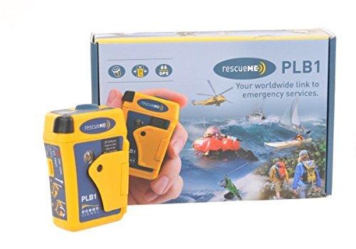 Ocean Signal Rescue Me PLB1 - Programmé pour...