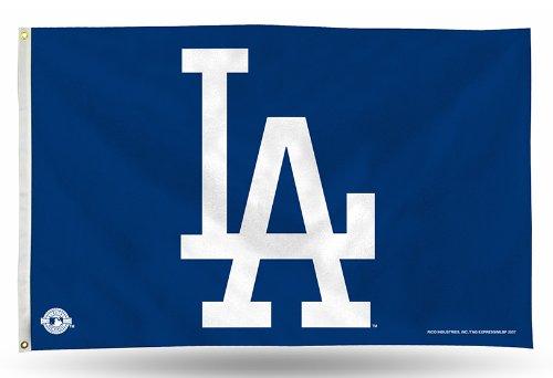 Unbekannt MLB 3-Fuß von 5-foot Banner Flagge, FGB5603, Los Angeles Dodgers
