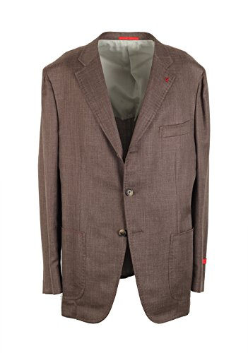 cl-isaia-sport-coat-size-56-46r-us-wool-linen-silk