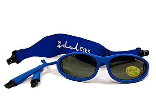 BOMIO Sonnenbrille Idol Eyes BW2, blau