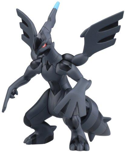 Pokemon: Best Wishes! (Noir + Blanc) Figurine: Zekrom 16 cm