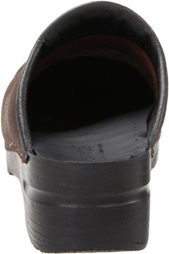 Sanita Original-Karl Bent open 450250-78, Chaussures homme Marron-TR-A-4-378