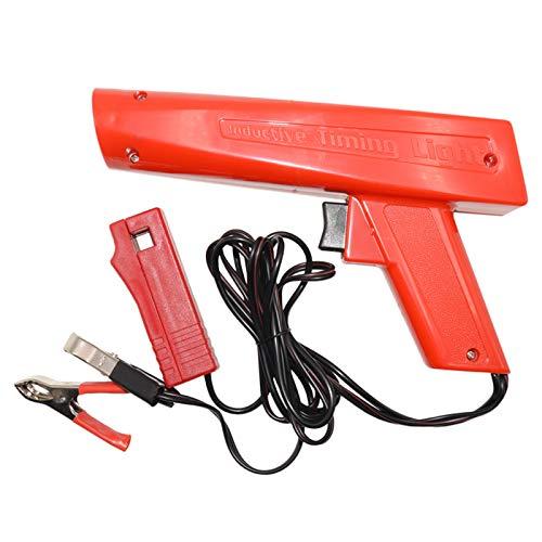 TOOGOO 12V Zünd Blitz Pistolen Griff Zc-100 Xenon Glüh Lampe Zur überprüfung des Zünd Zeit Punkts Der Auto Zündung Xenon-blitz