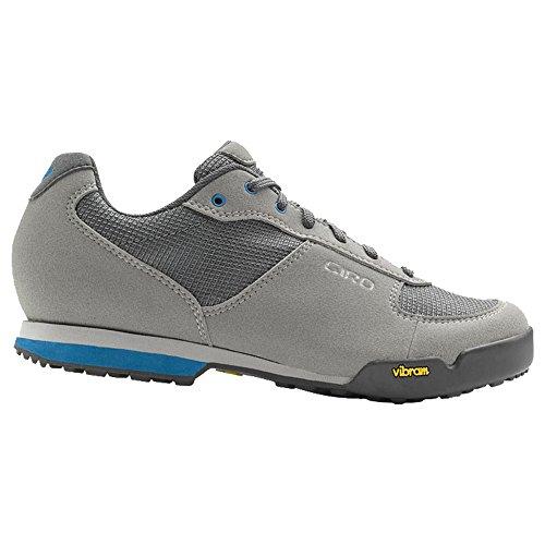 Giro Damen Petra VR MTB Schuhe,EU 38, Titane/Blau