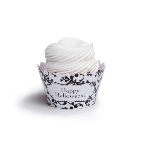 Kleid My Cupcake Happy Halloween Cupcake Wrappers, Set von 12