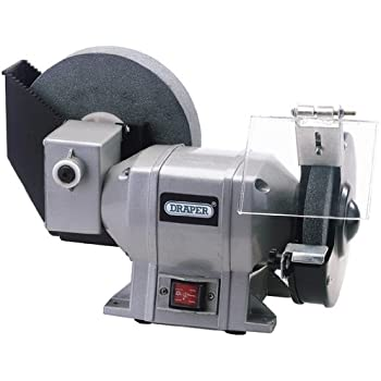 Draper 78456 230 Volt 250 Watt Wet And Dry Bench Grinder