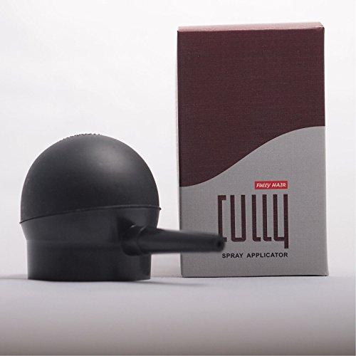 FULLY Spray Applikator - Für Schütthaar Streuhaar Haarverdichtung Haarverdichter