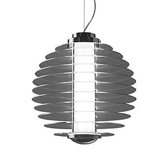 Fontana Arte 0024X XL lampada a sospensione, Trasparente Trasparente 141,5x 138,5cm
