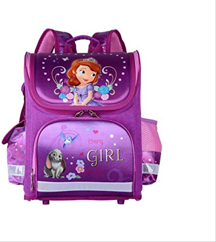 kSchoolbag Mädchen Rucksäcke Für Schule Cartoon Schmetterling Kinder Schulranzen Kinder Schultaschen Rucksack C Sofia ()