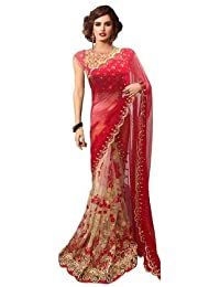 9a682aa613541 Reds Women s Sarees  Buy Reds Women s Sarees online at best prices ...