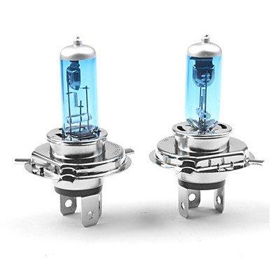 Preisvergleich Produktbild 2x Stück H4 100W * 24V * Für LKW Glühlampe mit GAS - Xenon Halogen Lampen XENON OPTIK WEISS Long Life Birnen Super White Abblendlicht Fernlicht Nebelscheinwerfer Frontscheinwerfer Frontlicht Hauptscheinwerfer.
