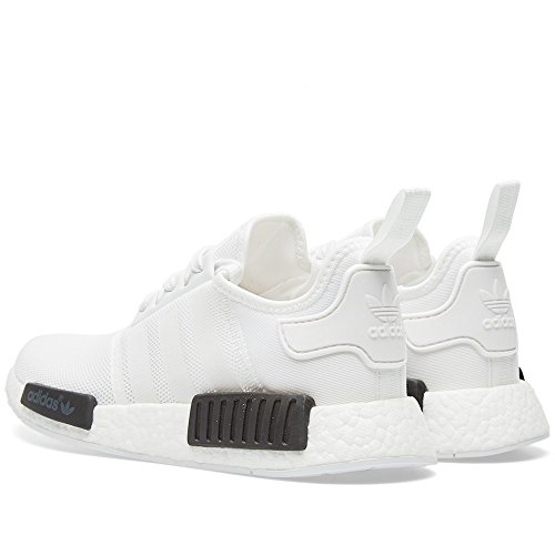 Adidas Originals NMD_R1 White Mesh Trainers Multi