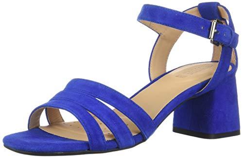 Geox D92DUD00021 Sandali Donna Azzurro 39