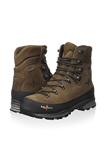 Kayland Shoes Unisex Bakpacking Atlas GTX Brown 018016015 Brown