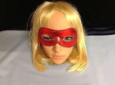 Augenmaske Halloween Maskerade Cat Woman Lone Ranger ()