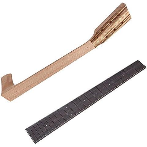 Kmise Chitarra Acustica collo Tastiera Tastiera per Martin ricambio palissandro legno