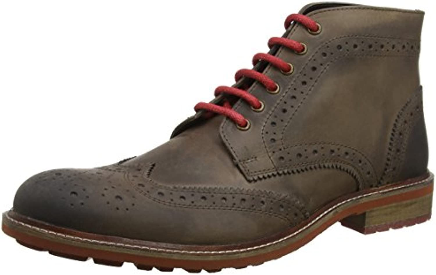 Joe Browns Herren Perfection Waxed Leather Boots StiefelettenJoe Browns Perfection Leather Stiefeletten