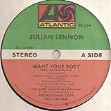Want Your Body [Vinyl Single 12'']