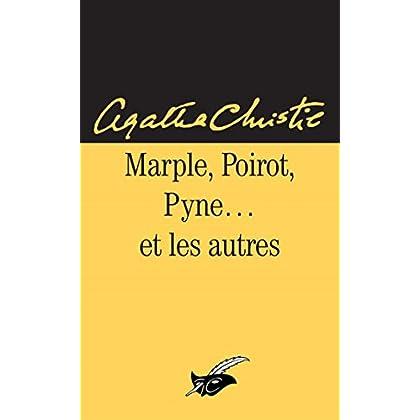 Marple, Poirot, Pyne et les autres (Masque Christie)