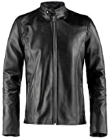 Evolver Mens Leather Jacket Made in Italy