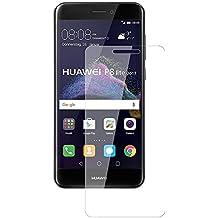 Huawei P8 Lite 2017 Cristal Vidrio Templado Premium, Huawei P8 Lite 2017 Pantalla Protector de Dureza de 9H, Excelente visibilidad y Protección Perfecta
