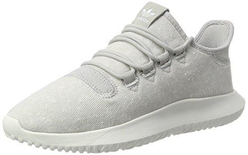 Adidas Herren Tubular Shadow Fitnessschuhe, Grau (Grey Two/Crystal White/Crystal White), 44 2/3 EU
