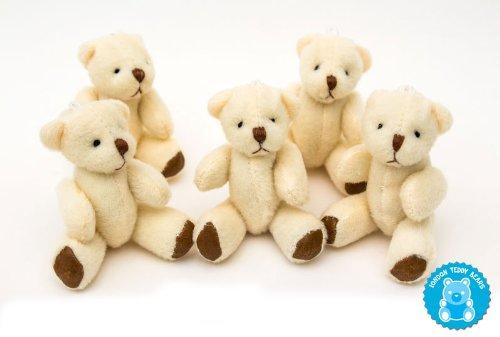new-cute-and-cuddly-little-teddy-bear-x-5-gift-present-birthday-xmas