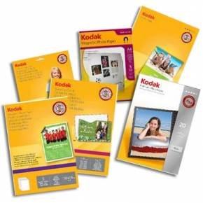Kodak Premium Papier photo pour impression jet d'encre A6 10