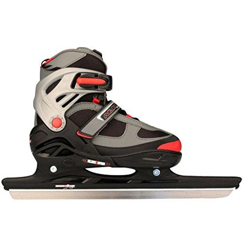 Nijdam Eisschnelllauf-Schlittschuhe (verstellbar) für Kinder