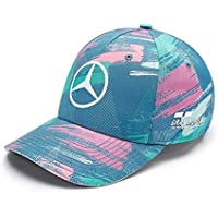 Mercedes AMG Lewis Hamilton Cap China rot 2X FANERGY Traubenzucker