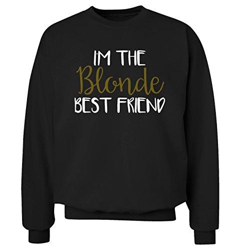 *Pullover Sweatshirt, Motiv mit Aufschrift*