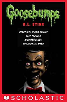 Classic Goosebumps Collection: Books 1-4 by [Stine, R. L.]