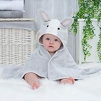 Bathing Bunnies Sweet Pea Bunny Baby Towel