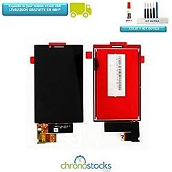 ECRAN LCD VITRE Tactile Blackberryt KEY2 Key 2 OUTILS et COLLE