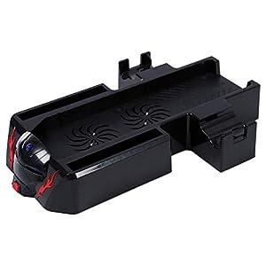 SM-PC® XBOX ONE Ladestation für zwei Controller mit Lüfter und Standfuss 3 in 1 #088