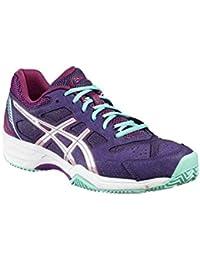 Asics Tennis Shoes Gel-Padel Exclusive 4 Sg Purple / Cockatoo 39m