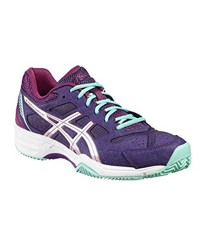 Asics Gel-Padel Exclusive 4 Sg, Tennis women PURPLE / COCKATOO