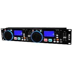 Double contrôleur MP3 / double USB / 2 SD IDJ-2